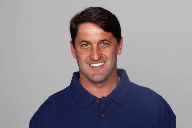 NASHVILLE, TN - 2006:  Chuck Cecil of the Tennessee Titans poses for his 2006 NFL headshot at photo day in Nashville, Tennessee. (Photo by Getty Images)