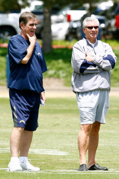 Training Gains Toehold For >> Chargers Training Camp This And That Bleacher Report Latest