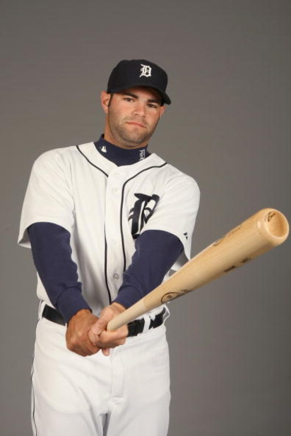 LAKELAND, FL - FEBRUARY 21:  Alex Avila  #73 of the Detroit Tigers poses for a portrait during Photo Day on February 21, 2009 at Joker Marchant Stadium in Lakeland, Florida. (Photo by: Nick Laham/Getty Images)