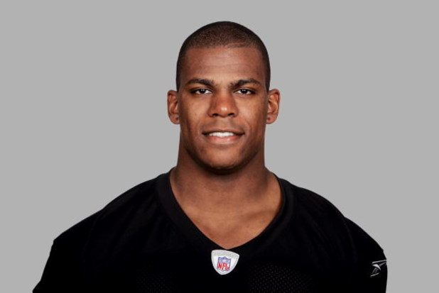 OAKLAND, CA - 2008:  Jon Alston of the Oakland Raiders poses for his 2008 NFL headshot at photo day in Oakland, California.  (Photo by Getty Images)