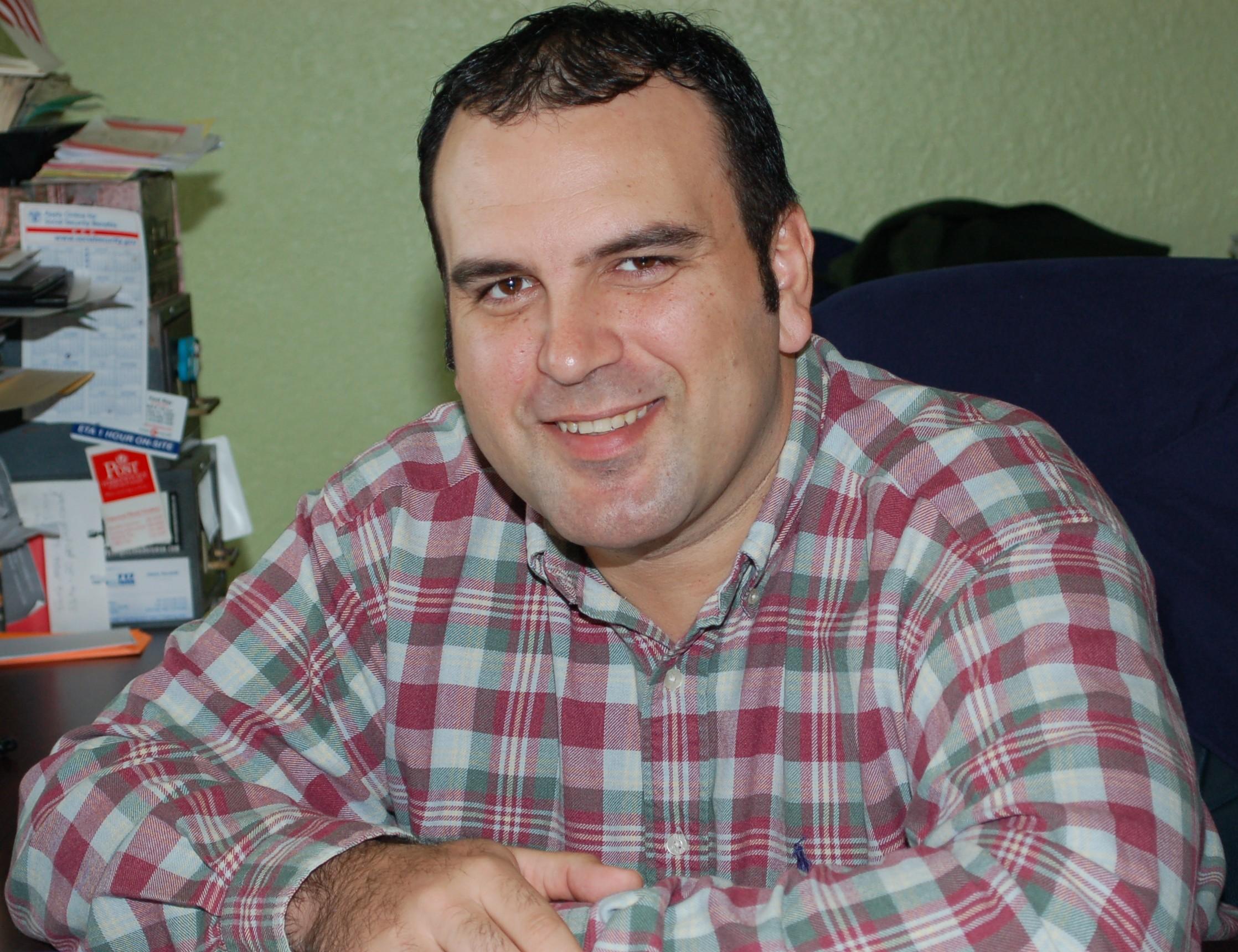 photo of Gene Siudut