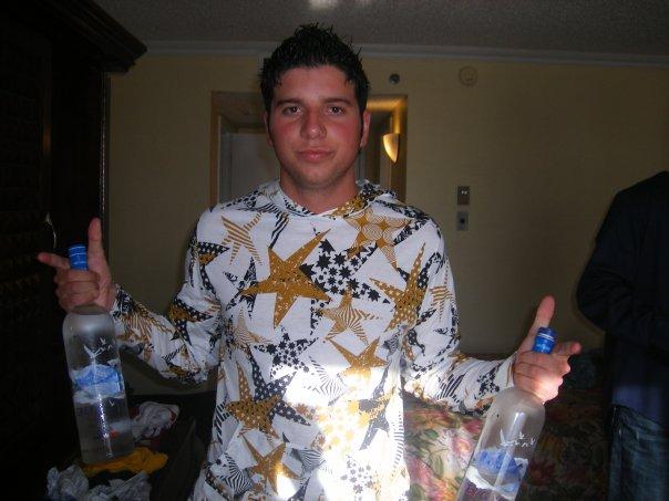 photo of Kyle Shelf