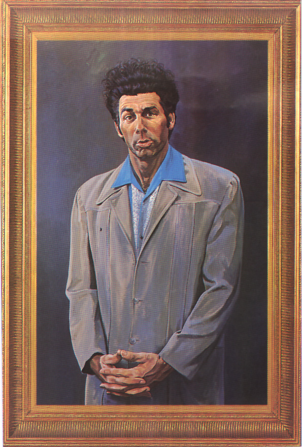 photo of Cosmo Kramer