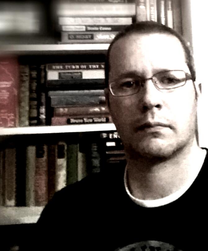 photo of Jonathan Snowden
