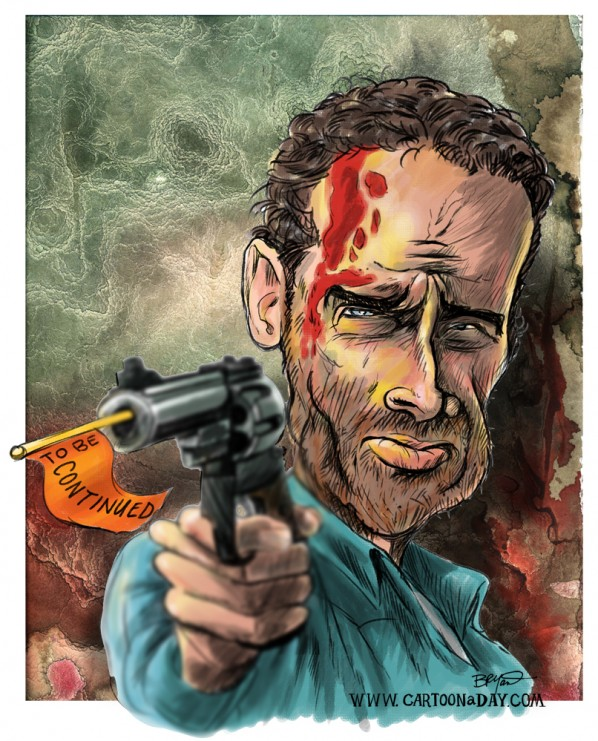photo of Rick Grimes