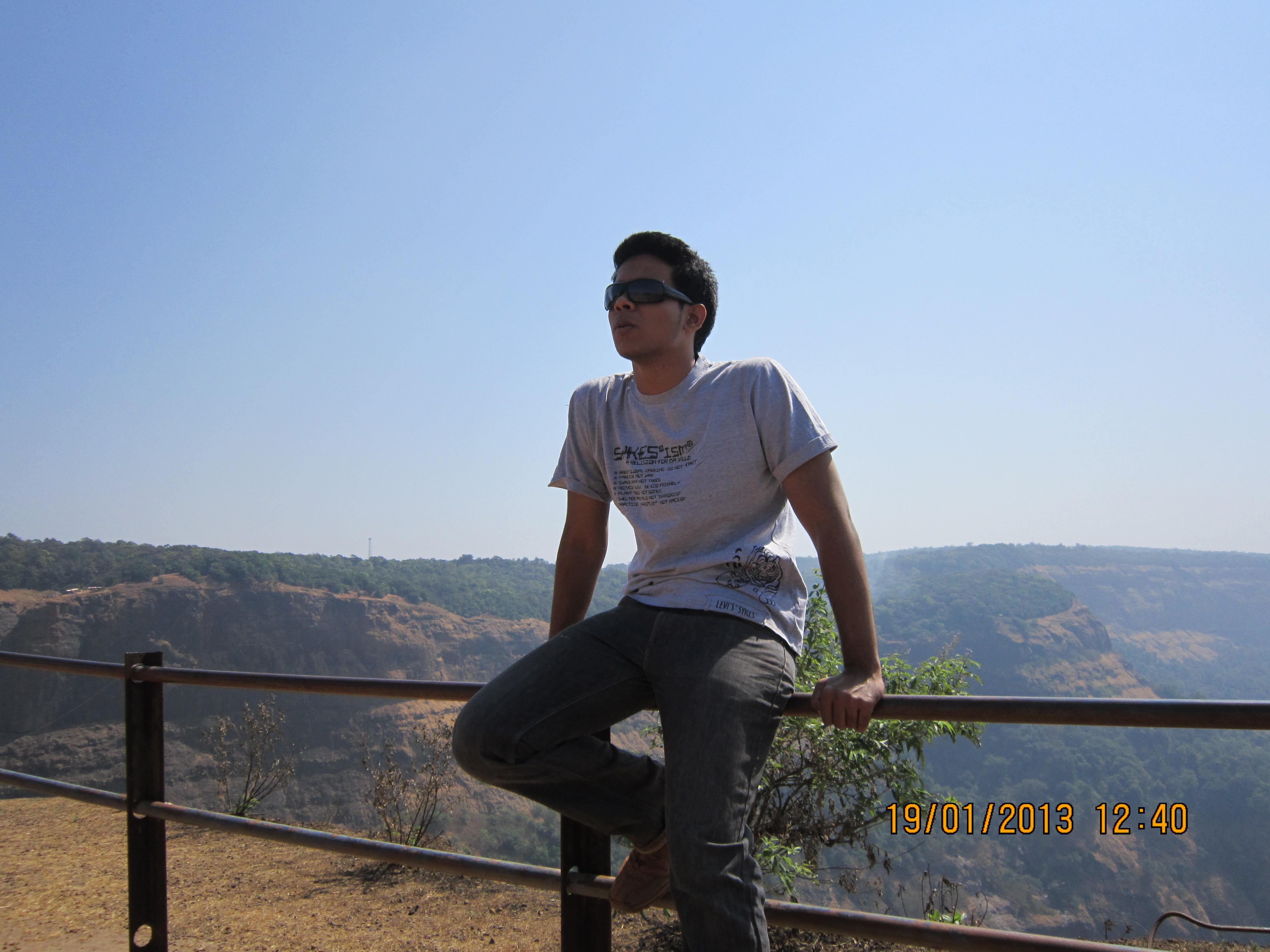 photo of Pranay Ghosh