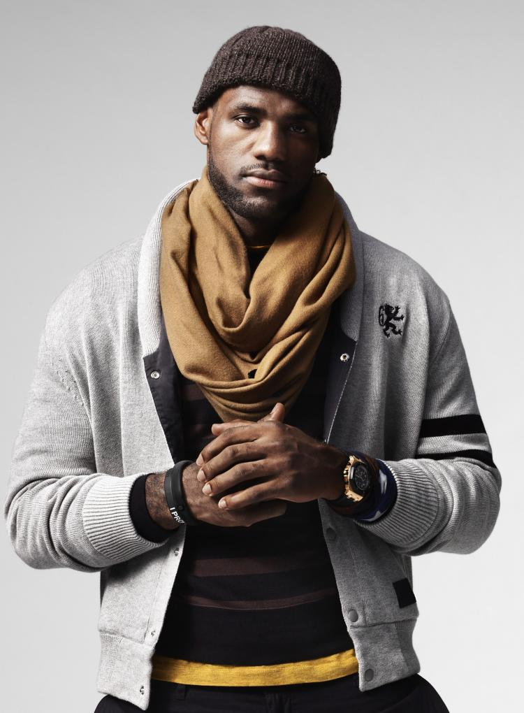 photo of LeBron James