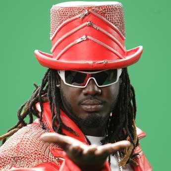 photo of T-Pain null